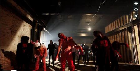 Making Time PURE halloNƎƎM Presents: Thriller 3000 (video).