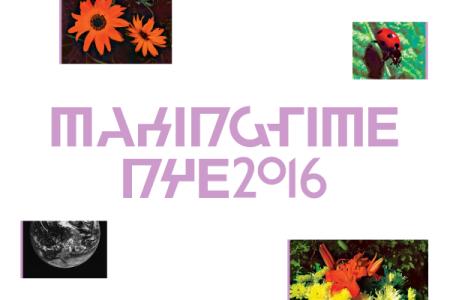 Making Time NYE 2016 – Thursday, 12/31 *5 Hour Open Bar* – Union Transfer, Philadelphia