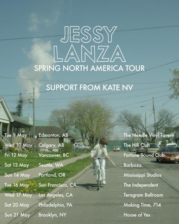 Jessy Lanza - tour3v2